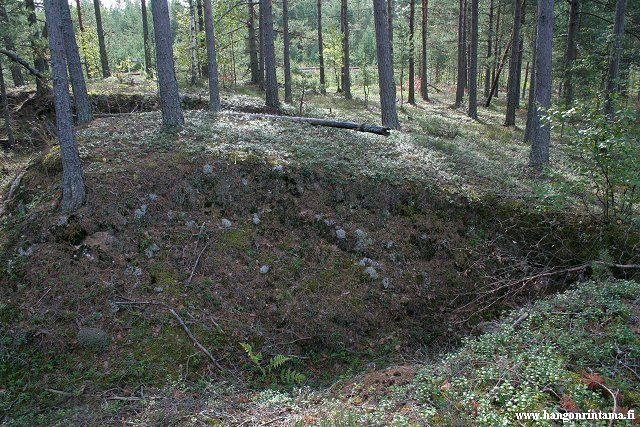 Trench line, Picture 17